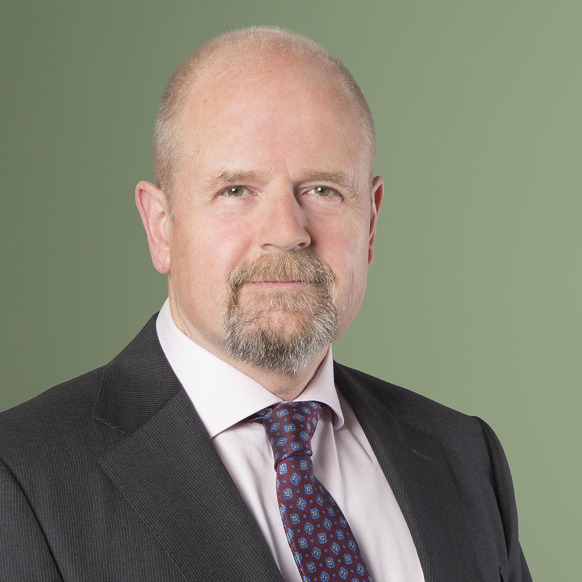 Dick Bouwhuis, voorzitter van de werkgroep Drones in Beveiliging