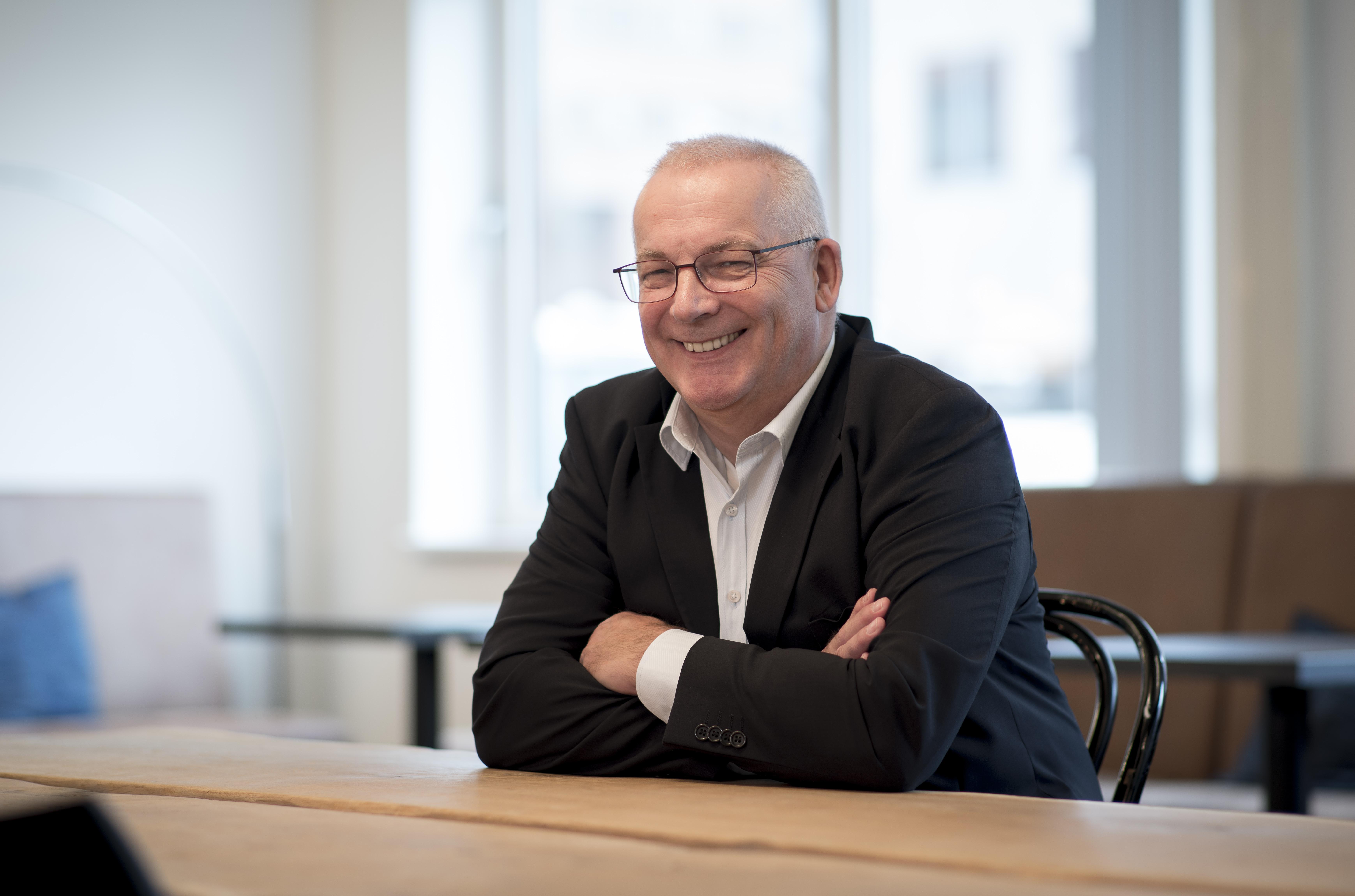 René Reijenga, voorzitter van de werkgroep Pre-, in- en post-employment screening