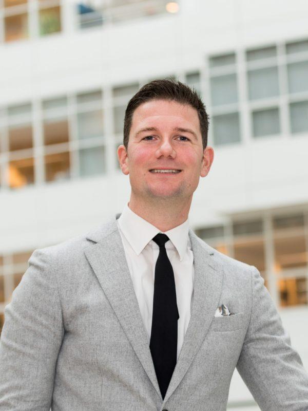 Bart Brands, voorzitter van de werkgroep Travel Safety & Security