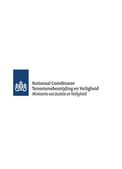 Nationaal Coördinator Terrorismebestrijding en Veiligheid logo